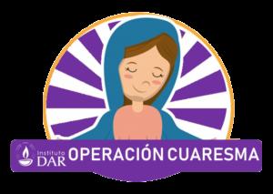 Logotipo de Operación Cuaresma